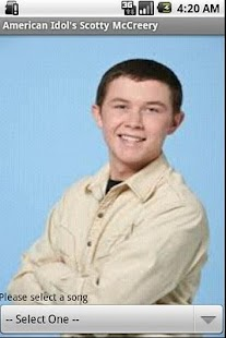 American Idol Scotty McCreery - screenshot thumbnail