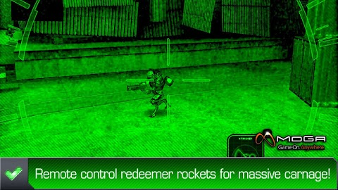 Razor Salvation Screenshot 4