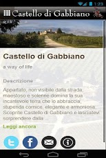 Winetrade pubblica la nuova Mobile APP per il Castello di Gabbiano %name