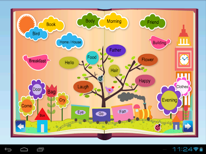 Kids Picture Dictionary - screenshot thumbnail