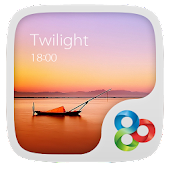 Twilight GO Launcher Theme