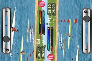 Screenshot of Summer Games 3D