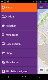 Telia Navigator - screenshot thumbnail