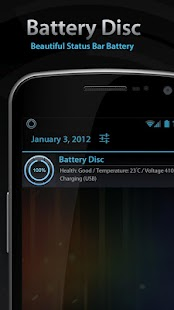 Beautiful Battery Disc - screenshot thumbnail