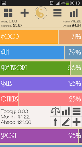 Zen Expense Tracker