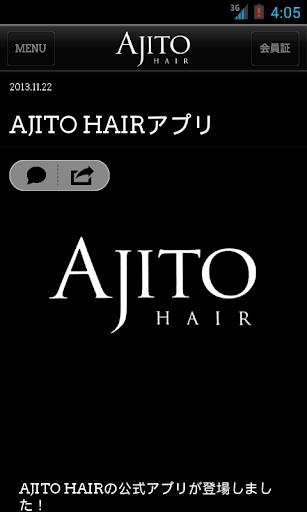 AJITO HAIR