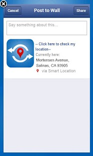Smart Location - screenshot thumbnail