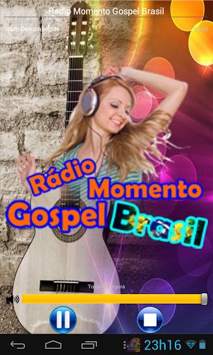 Radio Momento Gospel Brasil