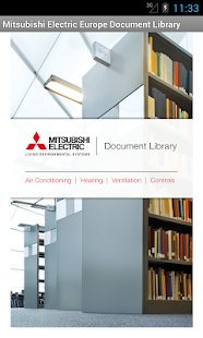 Mitsubishi Electric UK Library- screenshot thumbnail