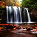 3D Waterfall Live Wallpaper logo