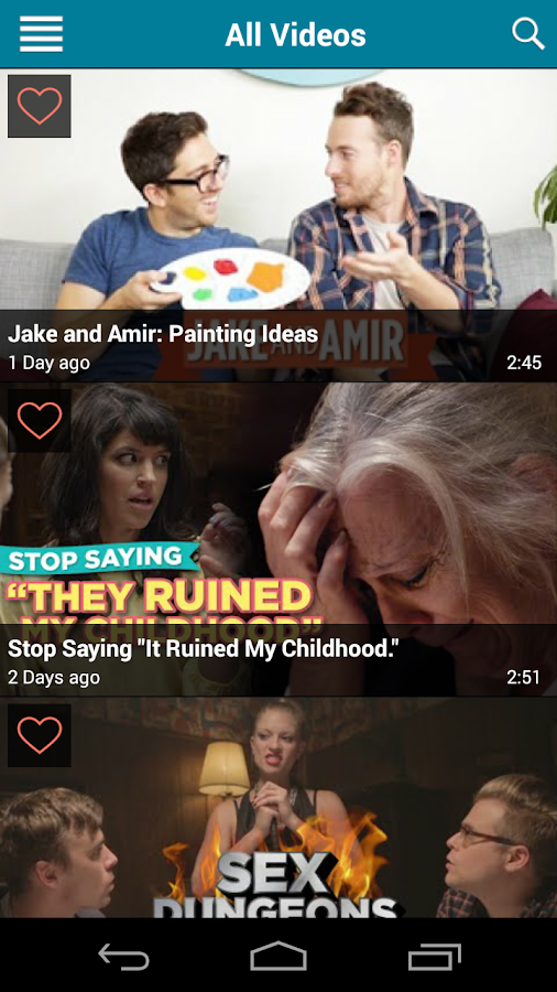 CollegeHumor Originals - screenshot
