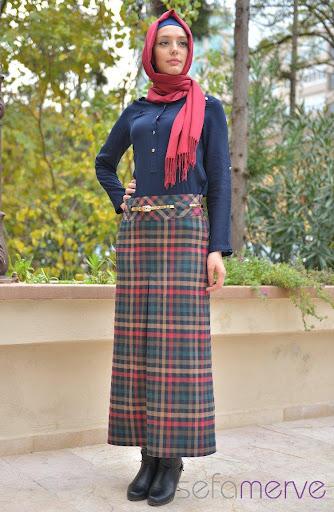 Styles Hijab Vêtements 2015