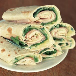 Turkey Wrap.