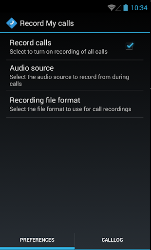 Record My calls