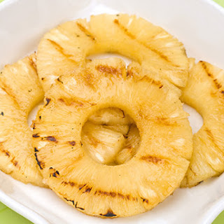 Grilled Tequila Pineapple