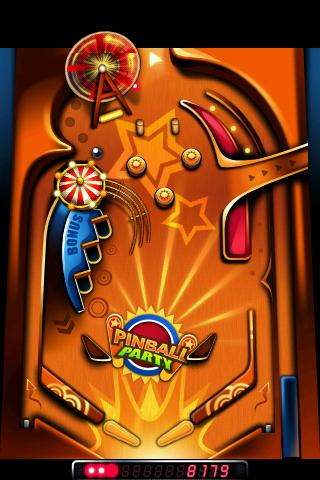Carnival Pinball - screenshot