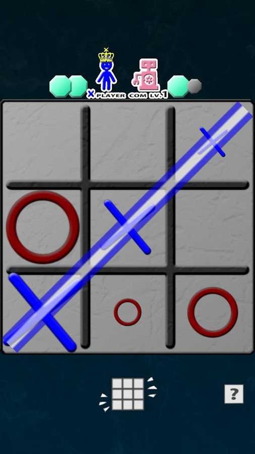Infinite Tic Tac Toe- screenshot