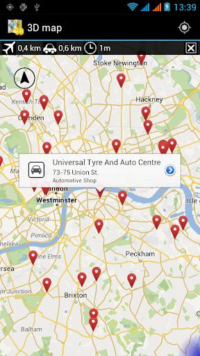 3D 地图 俄罗斯 旅遊 App-癮科技App