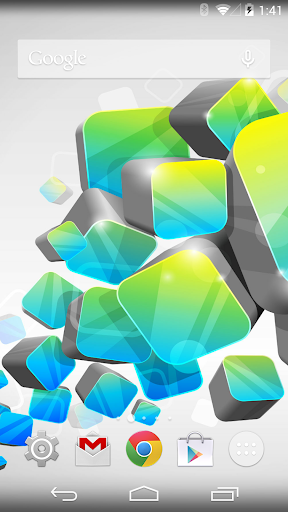 Hypercube Wallpaper Pack