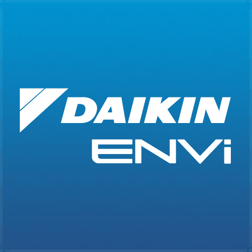 Daikin ENVi Thermostat 生活 App LOGO-APP開箱王