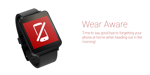 Wear Aware - Phone Finder
