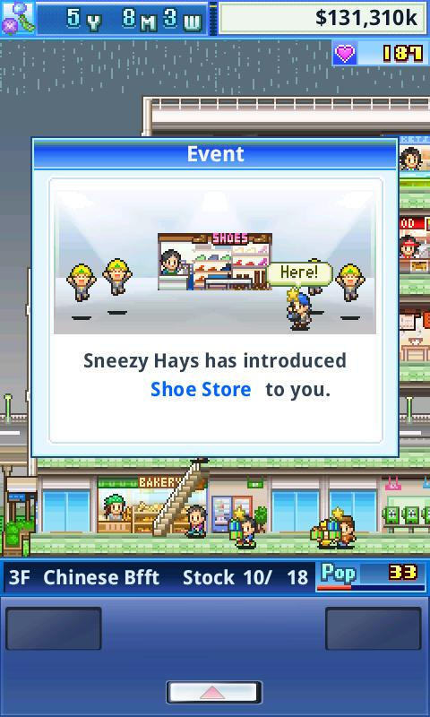 Mega Mall Story - screenshot