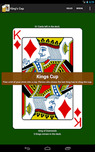 Kings Cup Drinking Game- screenshot thumbnail