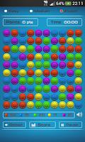 Screenshot of Bubble Pop