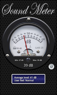 Decibel Meter - Measure the sound around you with ease on the ...