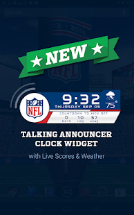NFL 2014 Live Wallpaper - screenshot thumbnail