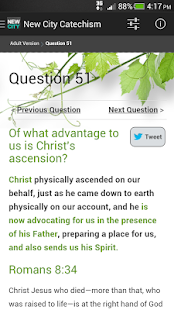 New City Catechism- screenshot thumbnail