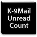 K-9 Mail UnreadCount icon