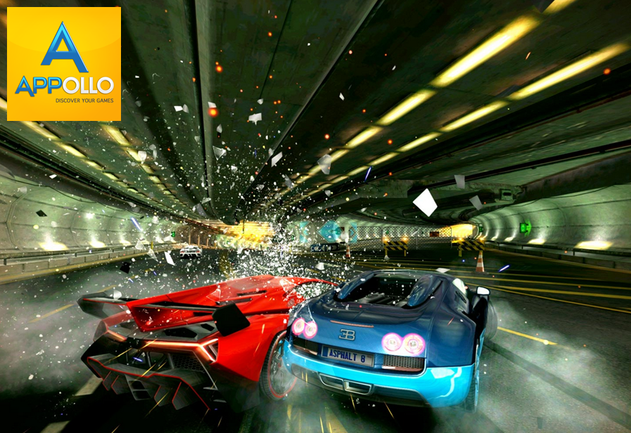 Asphalt 8 Racing Bible - screenshot