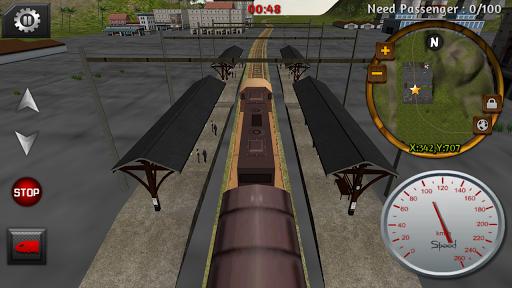 玩免費模擬APP|下載火車司機模擬器 app不用錢|硬是要APP