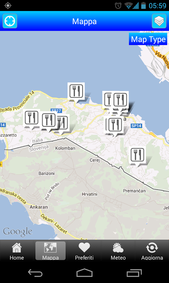 Muggia Travel Info- screenshot