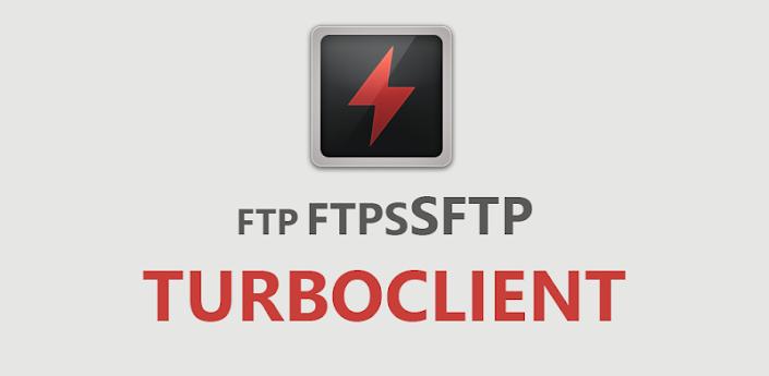 Turbo Client | FTP FTPs SFTP Apk 1.4.1