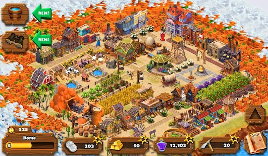 Westbound Adventure City Town Screenshot 17