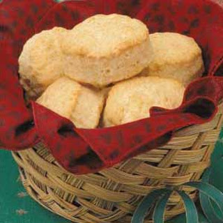 Whipped Cream Biscuits.