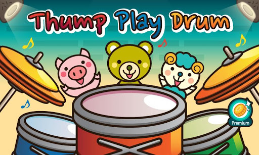 Thump Play Drum