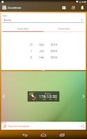 Screenshot of Countdown Days - App & Widget