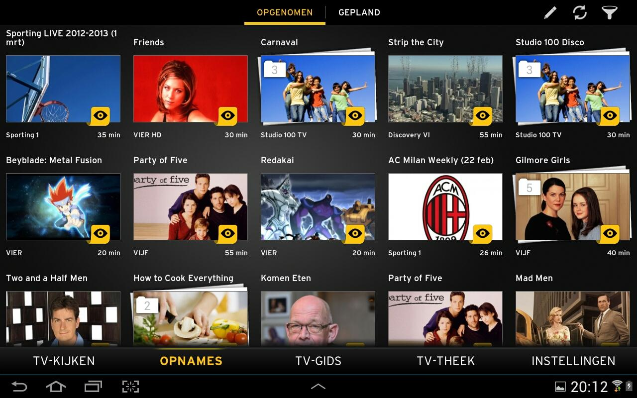 Yelo TV - screenshot