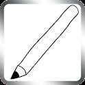 Doodle Pencil Live Wallpaper icon