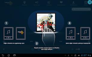 Turkcell Müzik HD screenshot for Android