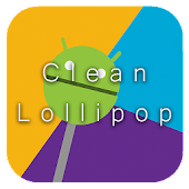Clean Lollipop - CM12 Boot