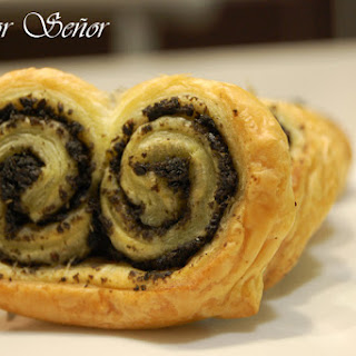 Tapenade Puff Pastry.