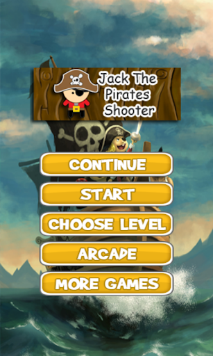 Jack The Pirates Shooter