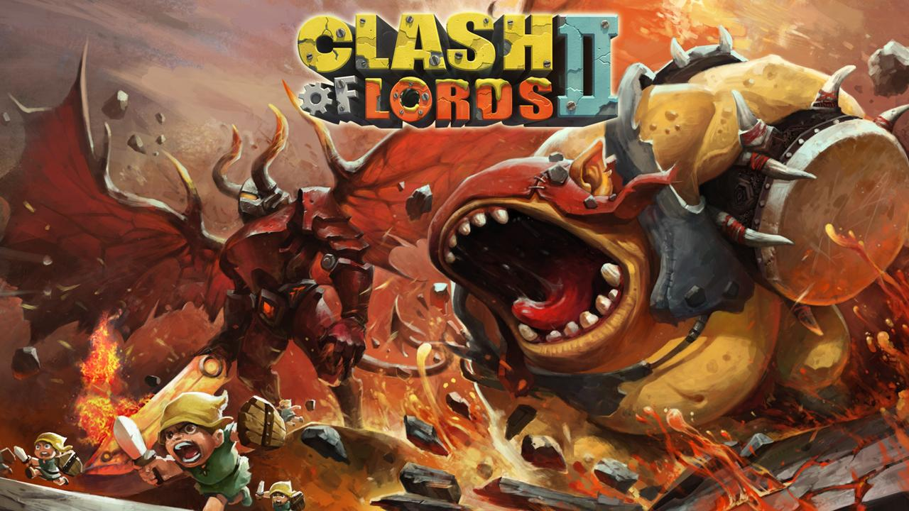 Clash of Lords 2 - screenshot
