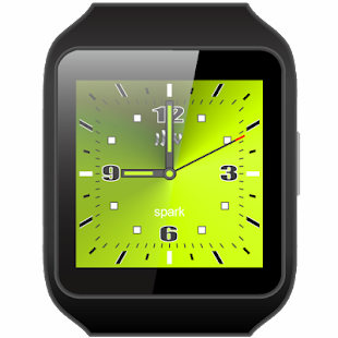 JJW Spark Premium Watchface AW- screenshot thumbnail