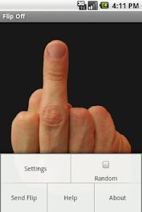 Flip Off (Middle Finger)- screenshot thumbnail
