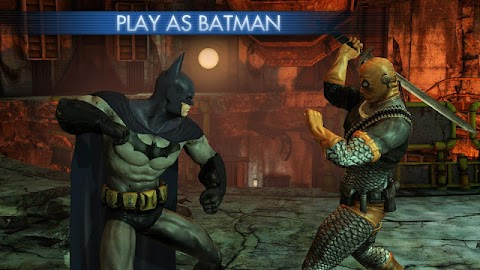 Batman: Arkham City Lockdown Screenshot 1